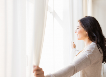 Fresh air in your house all year round - learn how to air your rooms properly